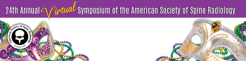 24th Annual Symposium of the American Society of Spine Radiology (ASSR)